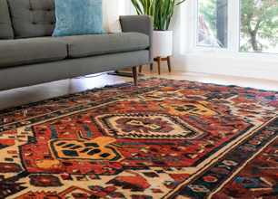Oriental Persian Carpet Cleaning